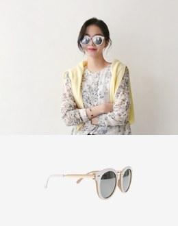 Shining s-glasses