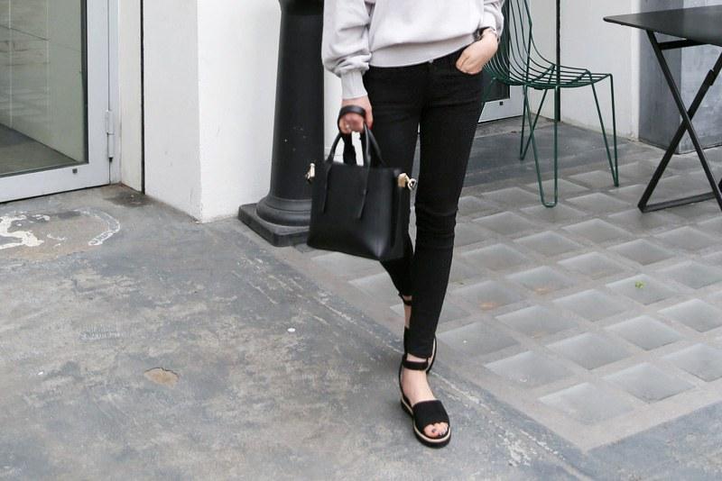 Black9 part pants