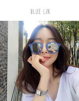 Blue Lynn s-glasses