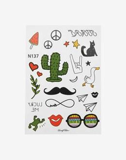 HOLIC TATTOO stickers (N-20)