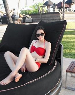 Red Koi bikini (* 2color)