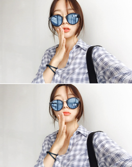 Blue Den s-glasses