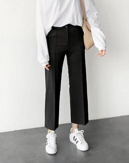 Pintak line pants (* 2color)