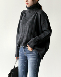 Raemseuul Corrugated knit (* 5color)