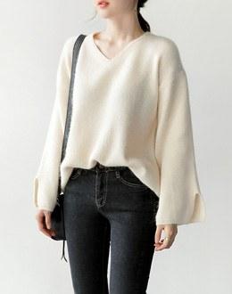Mary angora knit (* 4color)