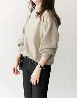 Volume angora knit (* 5color)