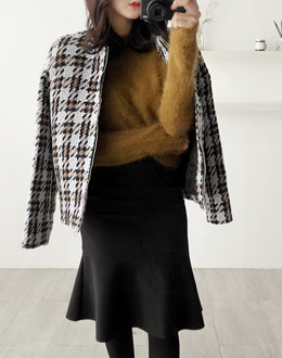 Kurobe your coat (* 2color)