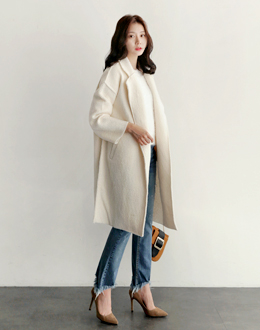 Coco Jay coat (* 2color)