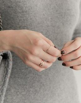 Ash set ring