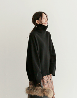 Andy Wool knit (* 4color)