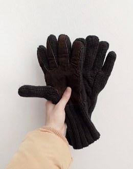 Kkwabegi knit gloves