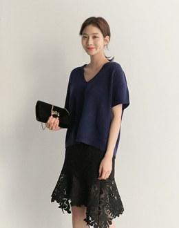 Super Fine Wool knit (* 2color)