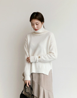 Solid knit (* 6color)