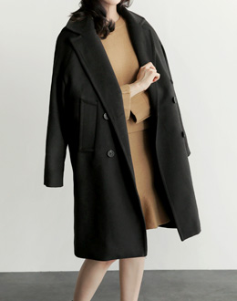 Comma Wool coat (* 2color)