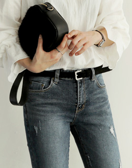 Mini-tax belt (* 2color)