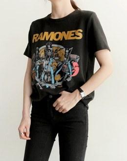 Raymond's t (* 2color)