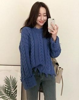 Paris knit (* 4color)