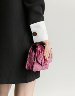 Velour Mini bag (* 5color)