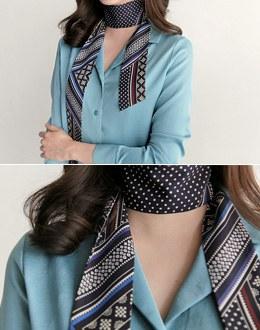Dobeuyi scarf (* 2color)