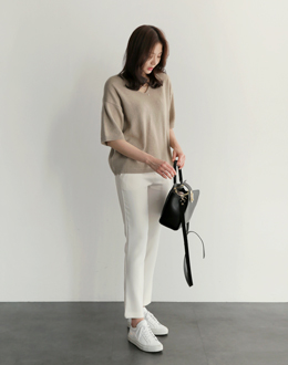 Dili Wool knit (* 4color)