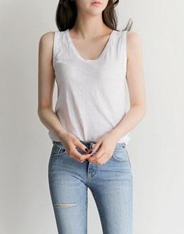 Raenggo Sleeveless shirts (* 4color)