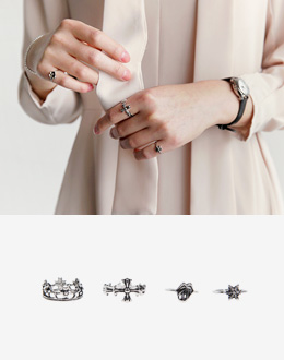 Entrust set ring