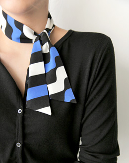 Jazz scarf (* 3color)