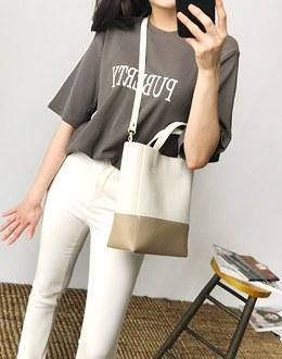Vector bag (* 3color)