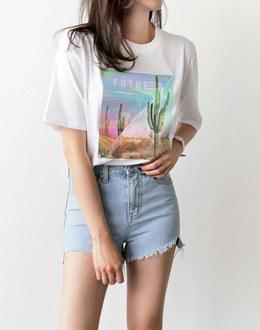 Cactus t (* 2color)