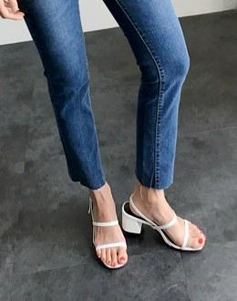 Linda strap shoes (* 3color)