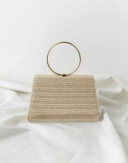 Wooden bag (* 2color)
