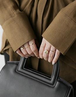 Plubie set ring