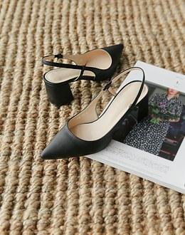 Ann coco shoes (* 2color)