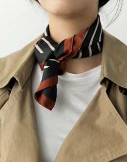 Enabel scarf (* 4color)