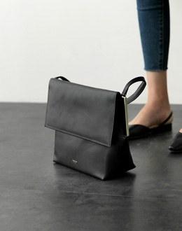 Flap folding bag (* 4color)