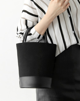 Eve cotton bag (* 2color)