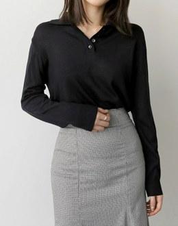 Teak Kara knit (* 5color)