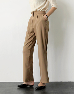 Day pants (* 3color)