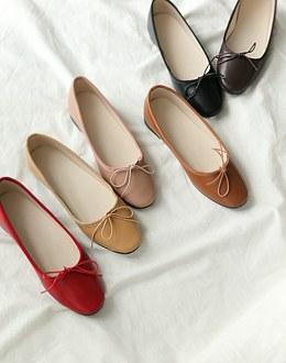 Flat shoes (* 6color)