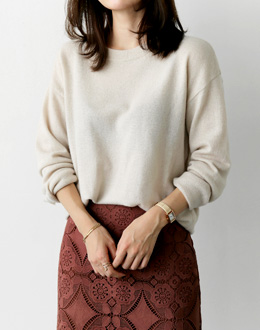 Kelsey sleeves knit (* 4color)