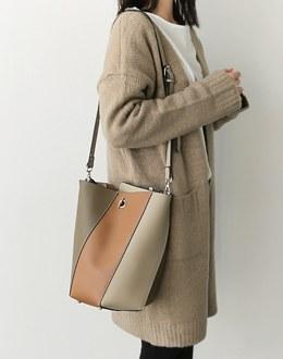 Color combination bag (* 2color)
