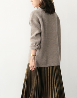 Damiruzu knit (* 4color)