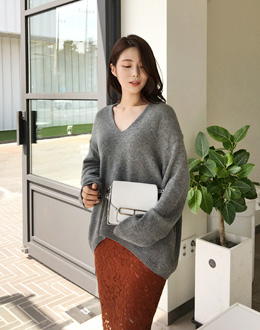 Bovar celine knit (* 5color)