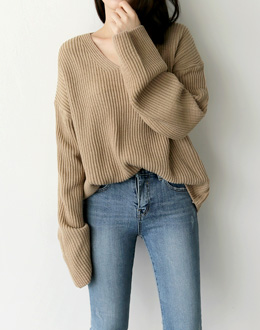 Nyubu knit (* 4color)