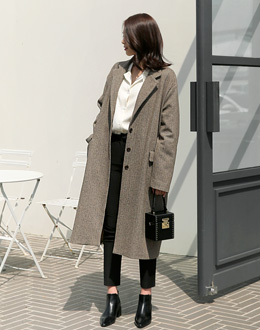 Drethoron coat (* 2color)