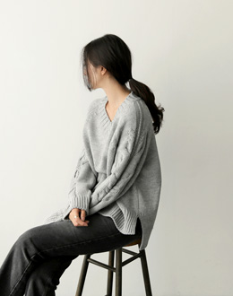 Twilla knit (* 4color)