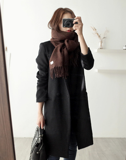 Formal Wool coat (* 2color)