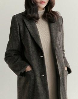 Bound coat (* 2color)