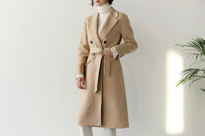 Radford Wool coat (* 3color)