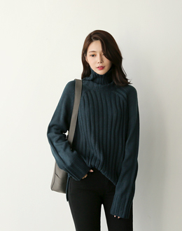 Unfolded knit (* 5color)
